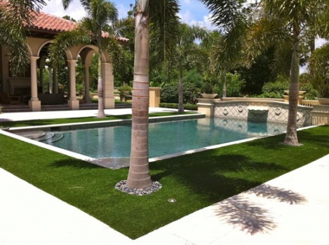 Orlando Synthetic Turf Grass Installation