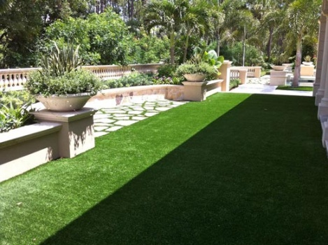 Tampa Synthetic Turf Grass Installation