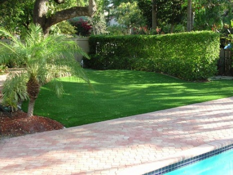 West Palm Beach Synthetic Turf Grass Installation
