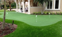 Artificial Golf Green
