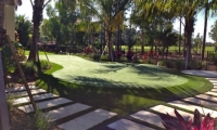 synthetic turf putting green florida