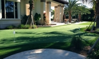 artificial turf green florida