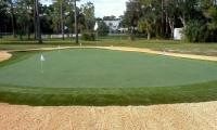 Vero Beach golf green