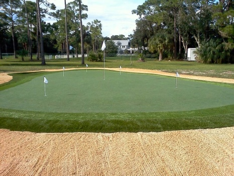 Vero Beach golf green