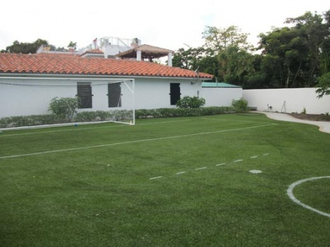 Soccer Field Backyard · Mini Soccer