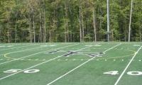 football synthetic field