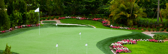 Artificial Golf Greens