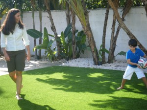 putting green, synthetic turf, fake lawn