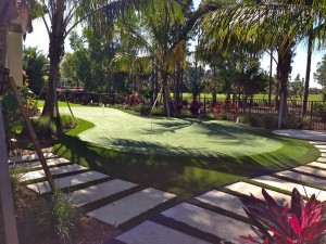 Putting Green in Old Palm