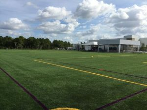 Synthetic Turf Lacrosse Field