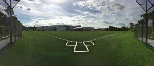 Meyer Academy Turf Athletic Field Baseball
