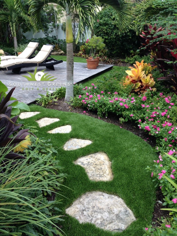 install turf on a budget
