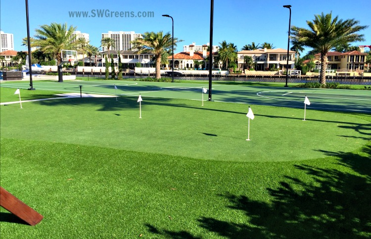 artificial turf cost