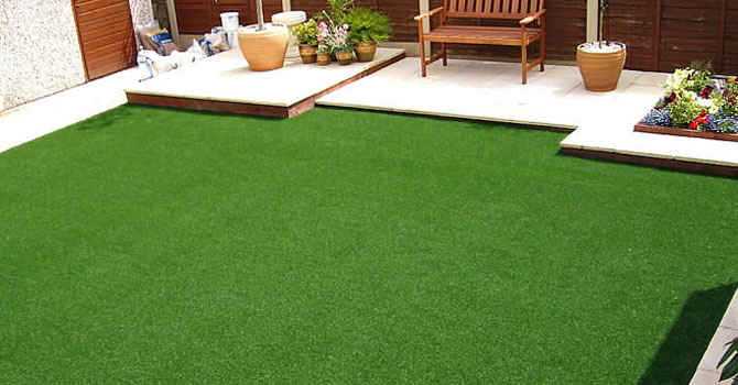 synthetic grass in florida helps the environment