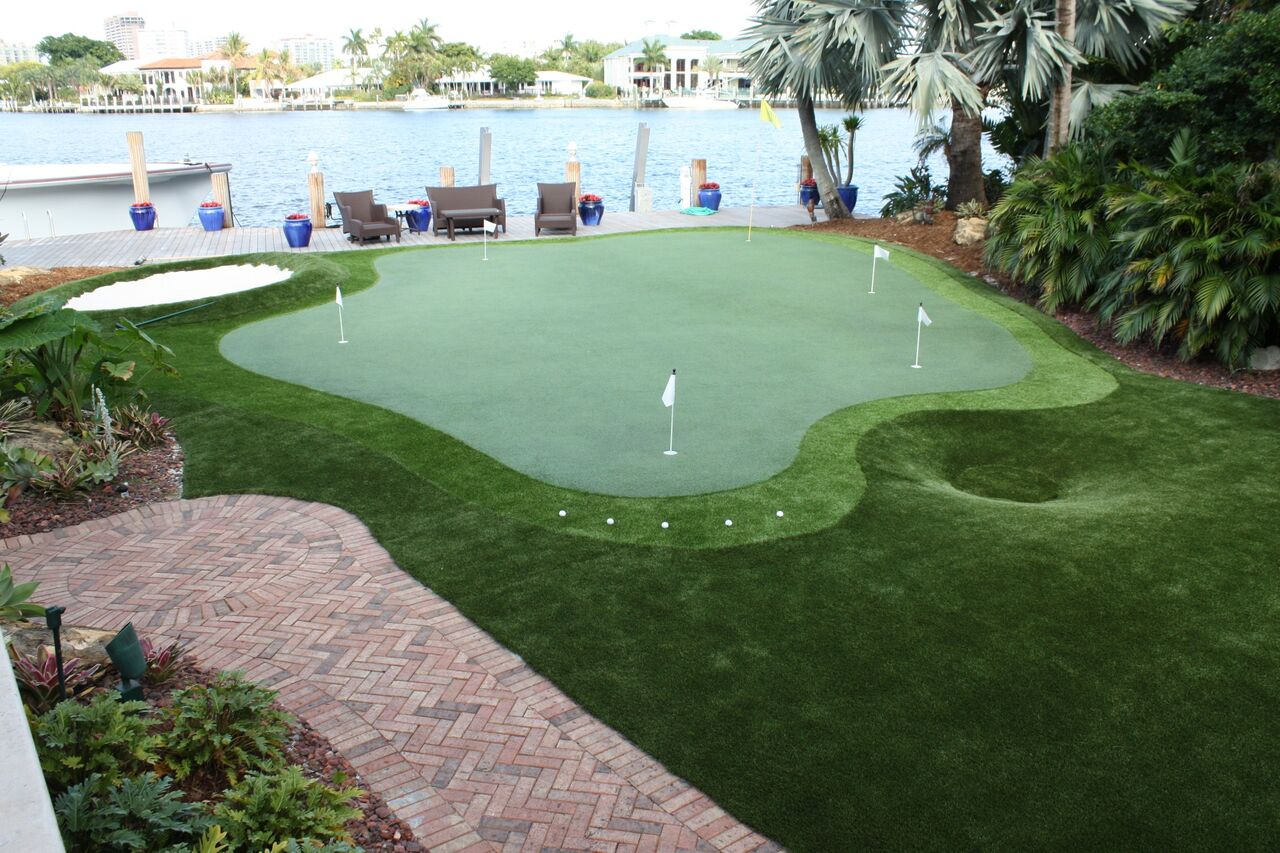 where can i get the best artificial grass in miami