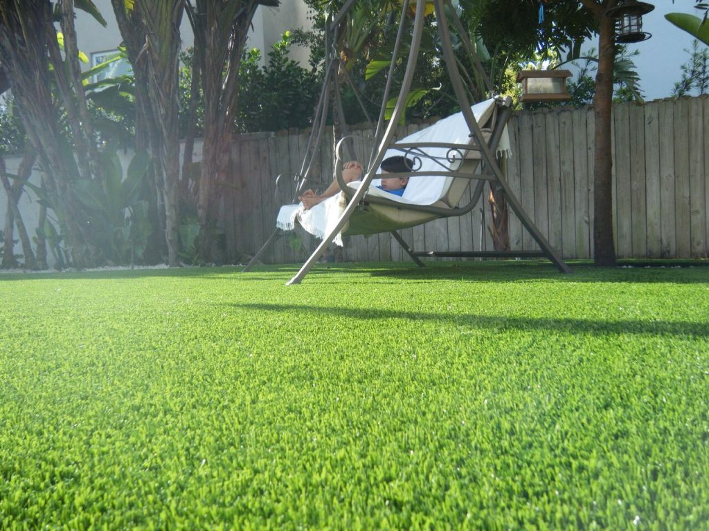 Where can I find artificial turf in Miami?