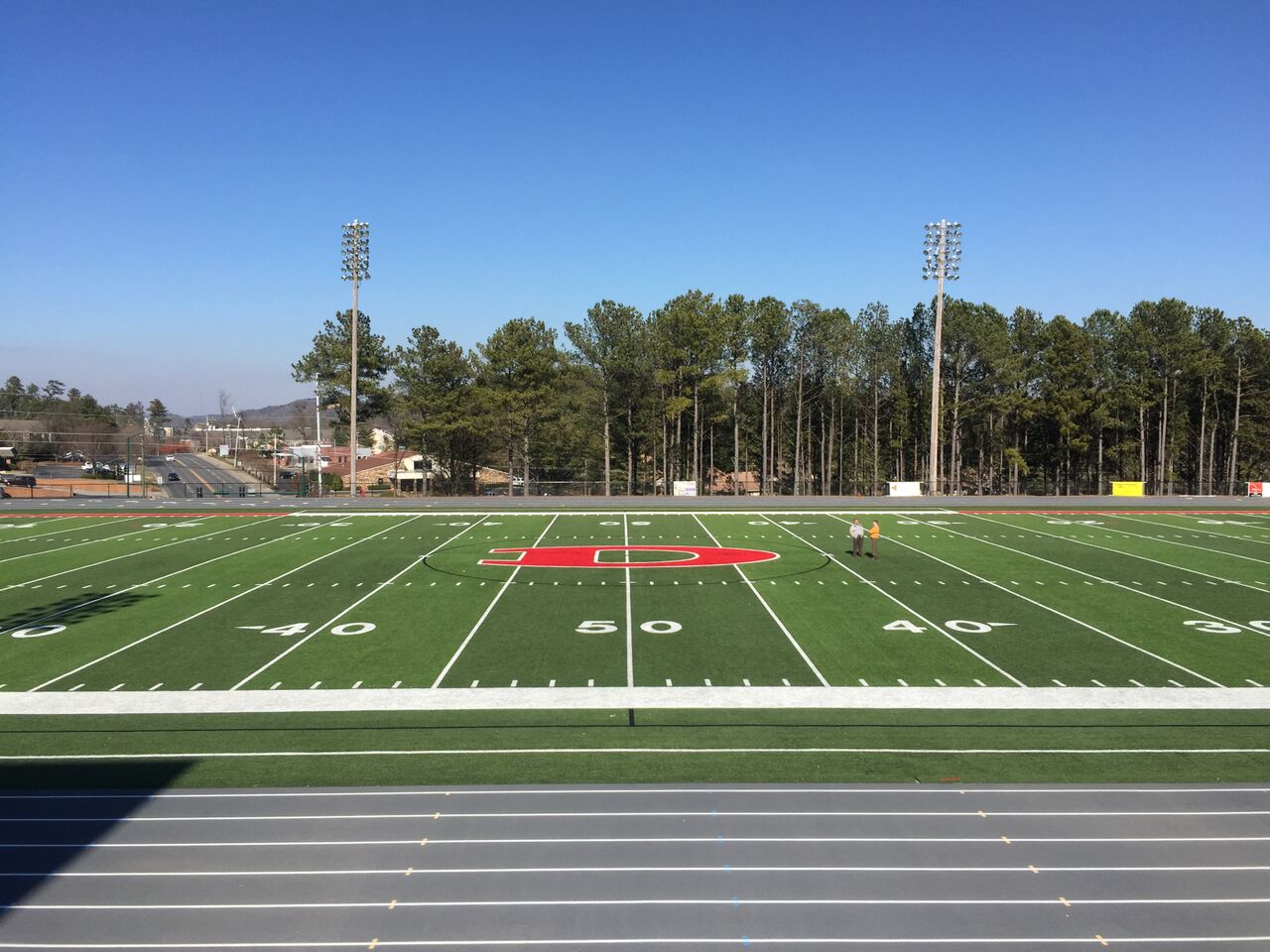 what sports can i play on artificial turf in orlando