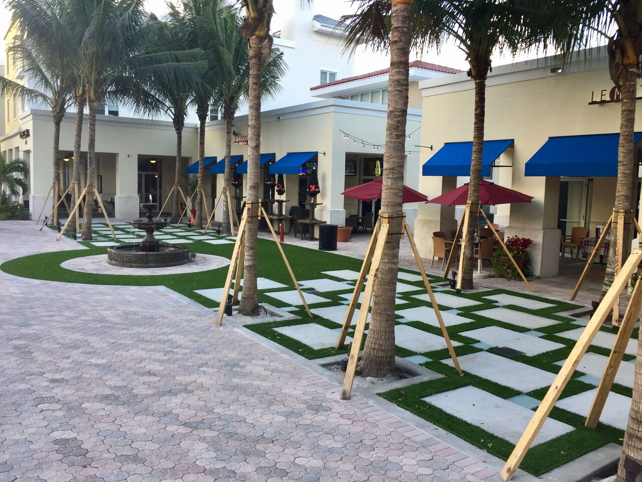 where can i get the best commercial artificial grass in miami