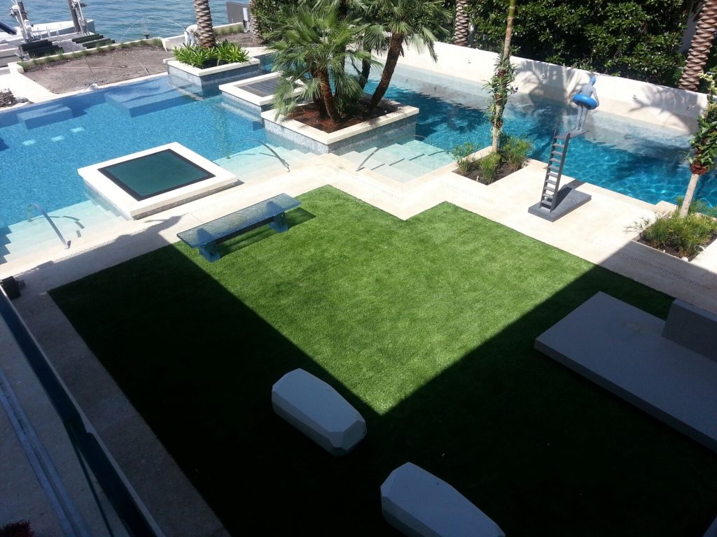 what is artificial grass vero beach?