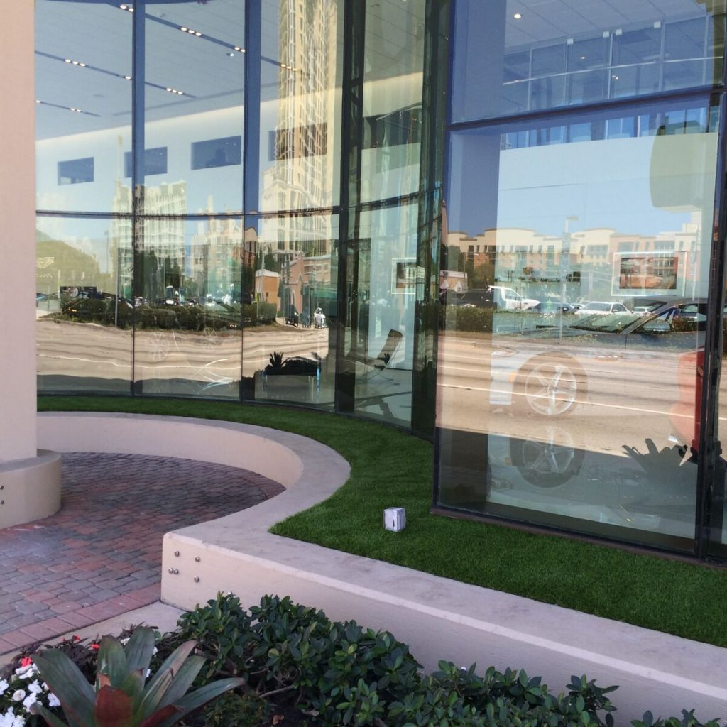 Why should I get fake grass in west palm beach?